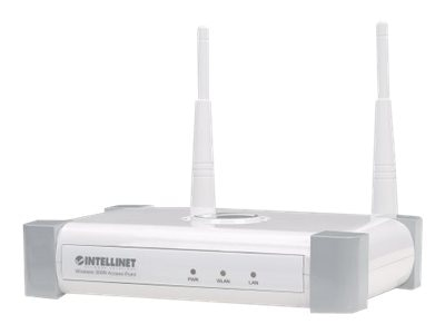 Intellinet Wireless 300N Access Point, 524728, 15190521, Wireless Access Points & Bridges