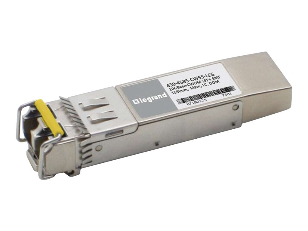 C2G Dell 430-4585 Compatible 10GBase-CWDM SF Transceiver