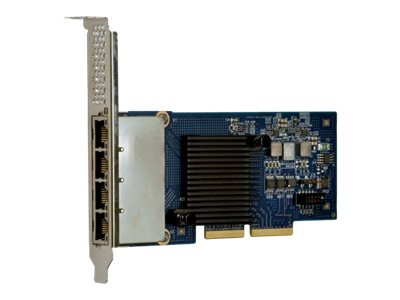 Lenovo Intel I350-T4 ML2 Quad Port GBE Adapter For System X, 00D1998