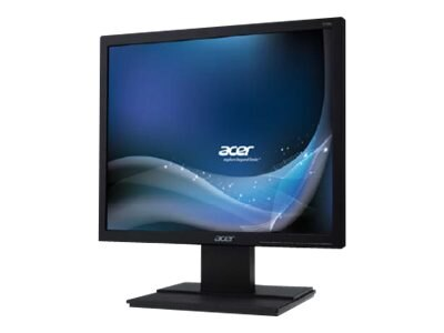 Acer 19 V196L bd LED-LCD Monitor, Black