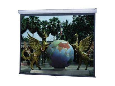 Da-Lite Model C with CSR Projection Screen, Video Spectra 1.5, 16:10, 123