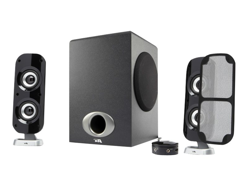 Cyber Acoustics CA-3810 Powered Speakers, CA-3810