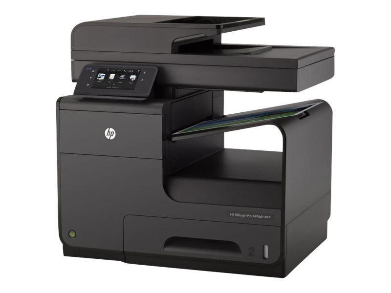 HP Officejet Pro X Series X476dn Color MFP TAA, CN460A#201, 17340394, MultiFunction - Ink-Jet