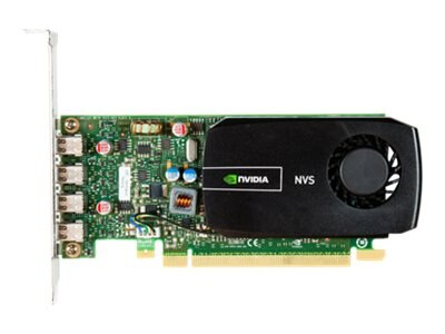 PNY NVIDIA NVS 510 Graphics Card for Quad DVI Low Profile, VCNVS510DVI-PB
