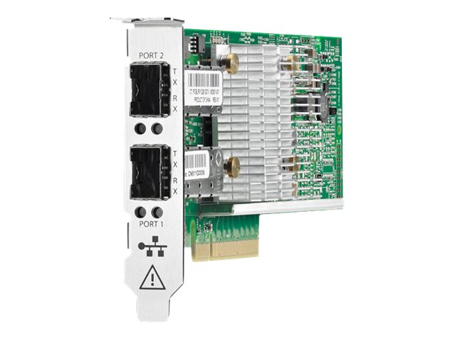 HPE Ethernet 10Gb 2-port 530SFP Adapter, 652503-B21, 14366433, Network Adapters & NICs