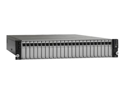 Cisco UCS C240 M3 2U RM Xeon E5-2680 64GB DDR3 24x 2.5 HS Bays 5x PCIe GNIC 650W and 1200W