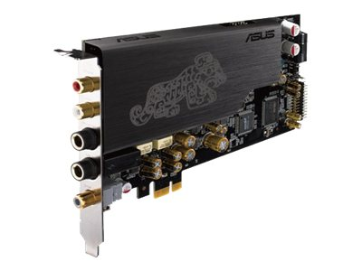 Asus 7.1-Channel Hi-Fi Quality Sound Card, ESSENCE STX II, 17987631, Sound Cards