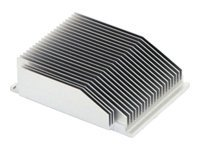 Supermicro 1U Passive Heat Sink with 24 Fins for SS812C Chassis, SNK-0039C, 5476892, Cooling Systems/Fans