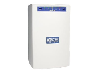 Tripp Lite 700VA UPS Smart Pro Tower Line-Interactive (6) Outlet with RS-232 Port, SMART700SER, 442273, Battery Backup/UPS