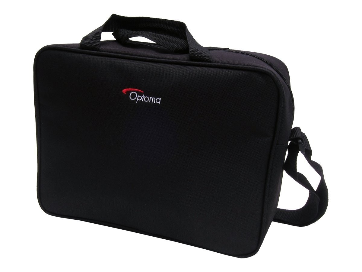 Optoma Soft Carrying Case for TX542, HD20, EX615, EX612, EX542, BK-4028