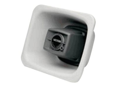 Valcom IP Flexhorn - Gray, VIP-480AL-GY-IC