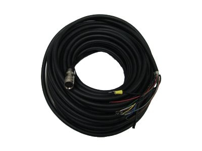 Bosch Security Systems Composite Cable with plug for MIC Series Camera, 20m, MIC-CABLE-20M, 31193941, Cables
