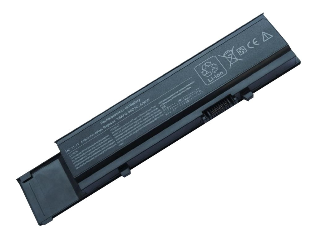 Ereplacements Lithium-Ion 56Wh 6-Cell Battery for Dell Vostro 3400 3500 3700