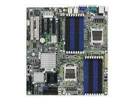 Tyan Motherboard, S8212GM3NR AMD 4-Core 6-Core ATI Chipset DDR2 PCIE SATA, S8212GM3NR, 10249521, Motherboards