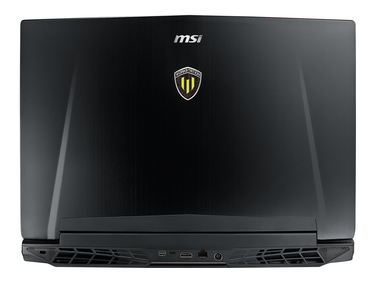 MSI Computer WT72 6QK(VPRO)-003US Image 6