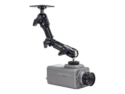 Arkon Multi-Angle Camera Wall Mount for CCTV POV Camcorders and Cameras