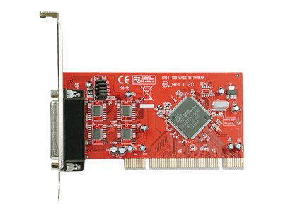 Manhattan 4-Port Serial PCI Card