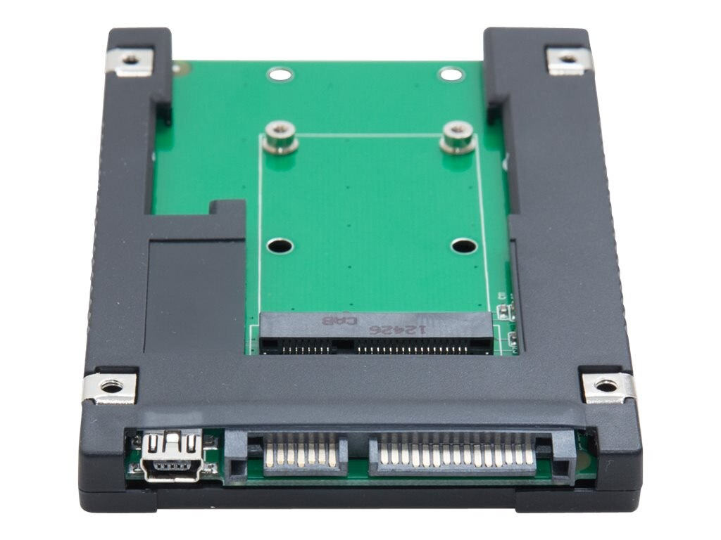 Syba 2.5 SATA to mSATA SSD Adapter