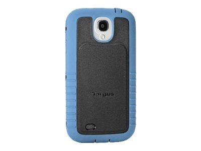 Targus SafePort Rugged Case Max for Samsung Galaxy S4, Blue, TFD00602US, 15799370, Carrying Cases - Phones/PDAs
