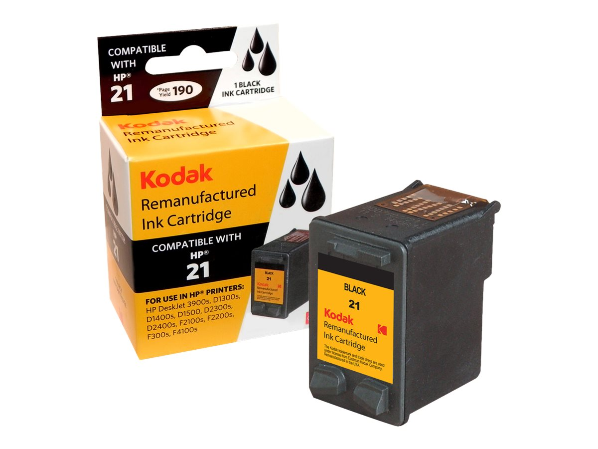 Kodak C9351AN Black Ink Cartridge for HP Deskjet, C9351AN-KD