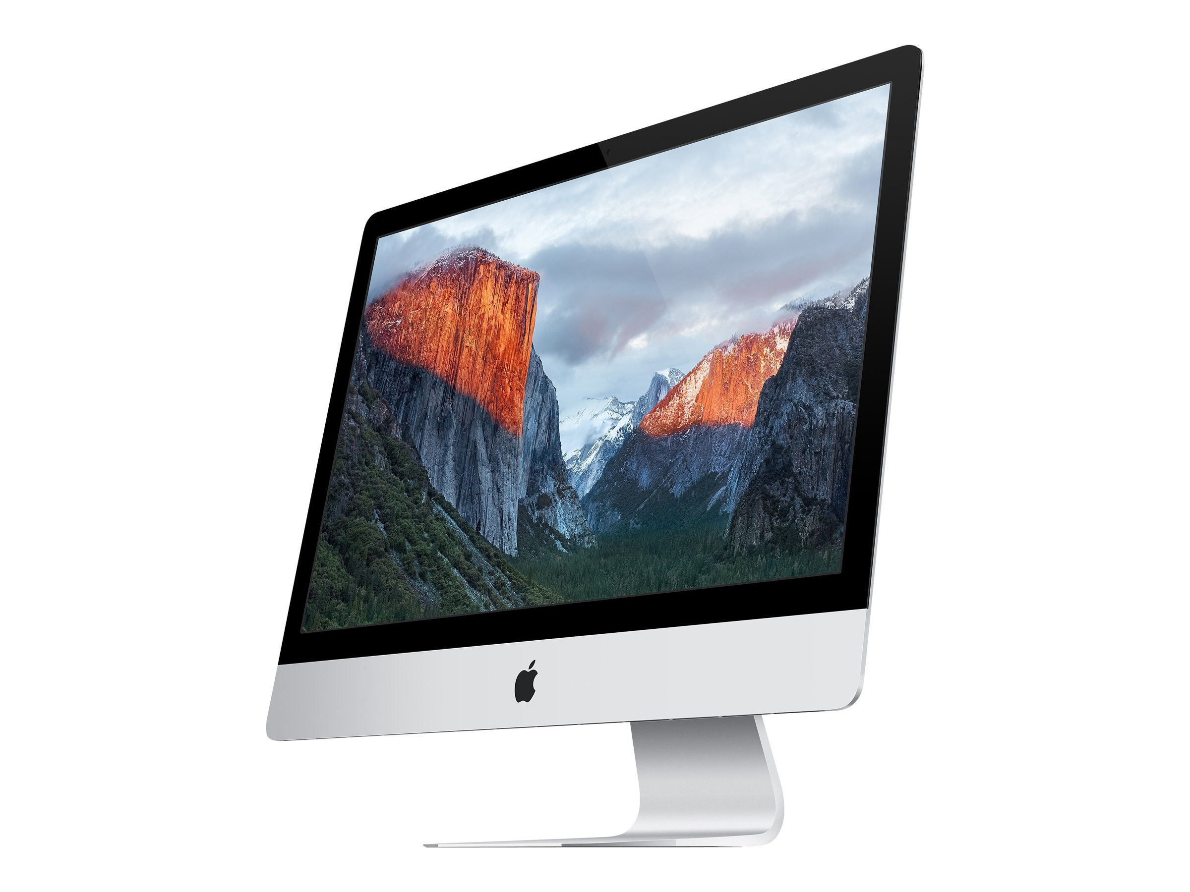 Apple iMac 27 5K QC 3.3GHz Core i5 8GB(2x4GB) 2TB Fusion R9 M395 MagicKeyboard MagicMouse2, MK482LL/A