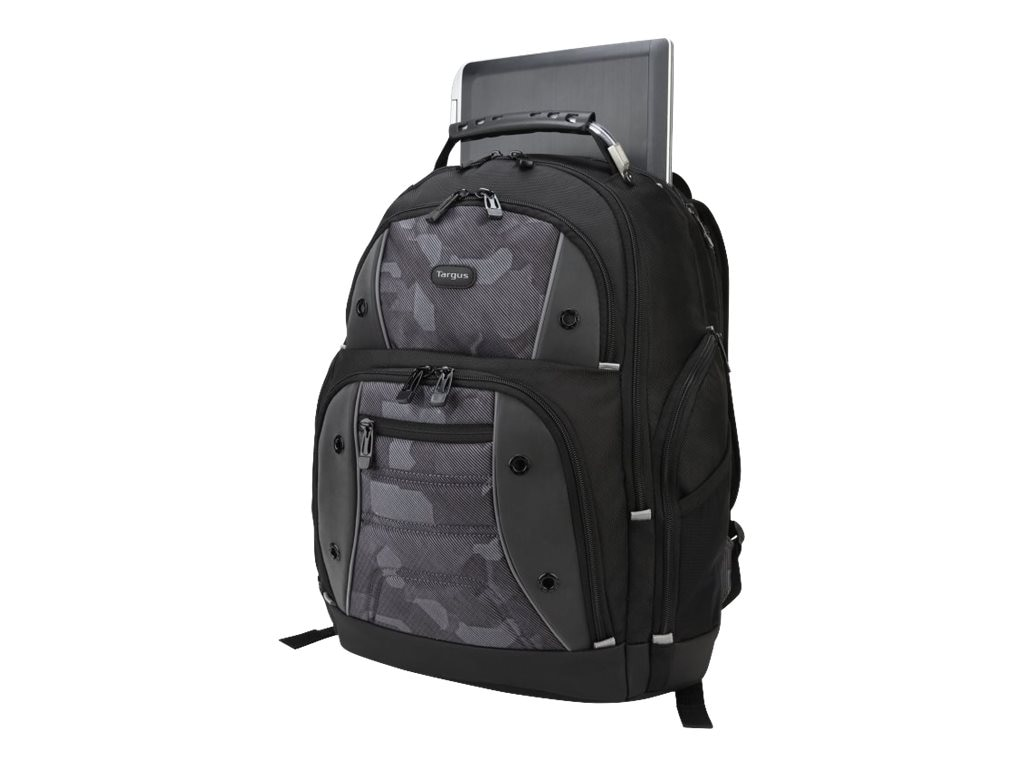Targus Drifter Backpack 16, Black, TSB834, 25113010, Carrying Cases - Other
