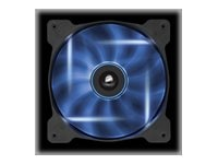 Corsair Air Series SP140 LED High Static Pressure 140mm Fan, Blue, CO-9050026-WW, 18746610, Cooling Systems/Fans
