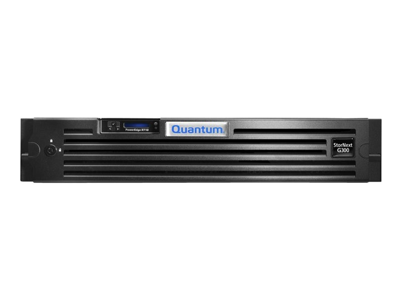 Quantum StorNext G302 Gateway Appliance w  10GbE Twinax Copper - Non-TPM (Restricted Countries), BG3G2-CA2D-010C, 14238458, SAN Servers & Arrays