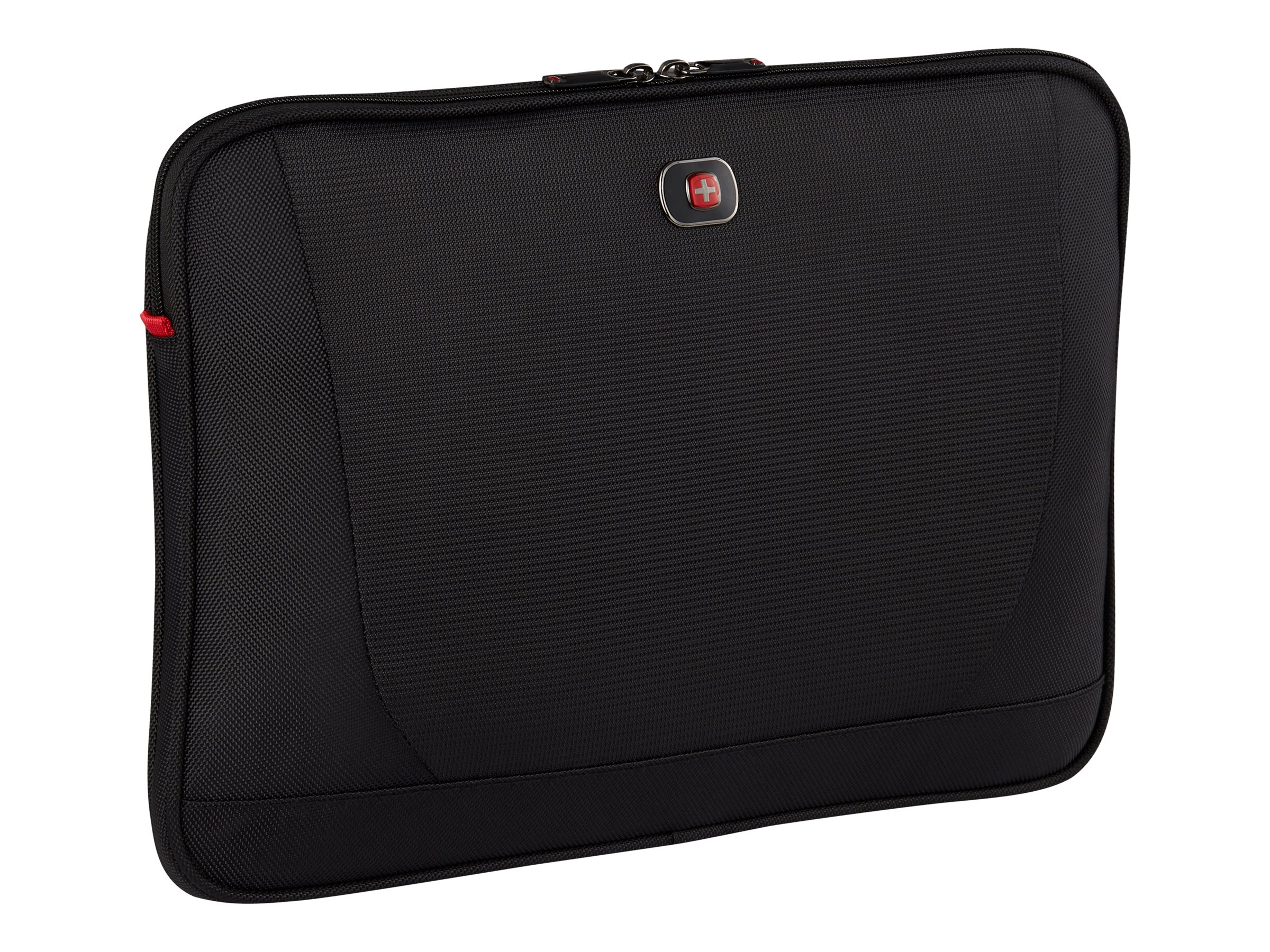 Wenger SwissGear Beta 16 Laptop Sleeve 16 Laptop, Black
