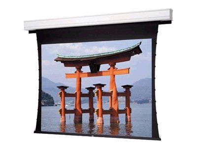 Da-Lite Tensioned Advantage Deluxe Projection Screen, Da-Mat, 16:9, 106, 88286