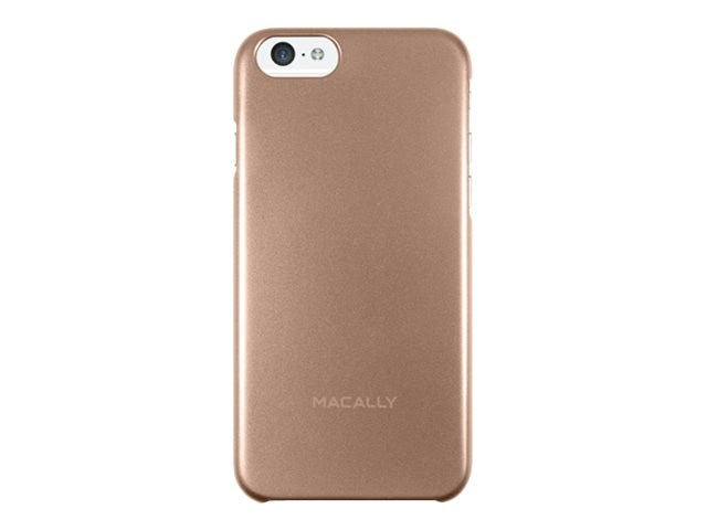 Macally iPhone6 4.7 Snap On Champagne, SnapP6MCH, 17780795, Carrying Cases - Phones/PDAs