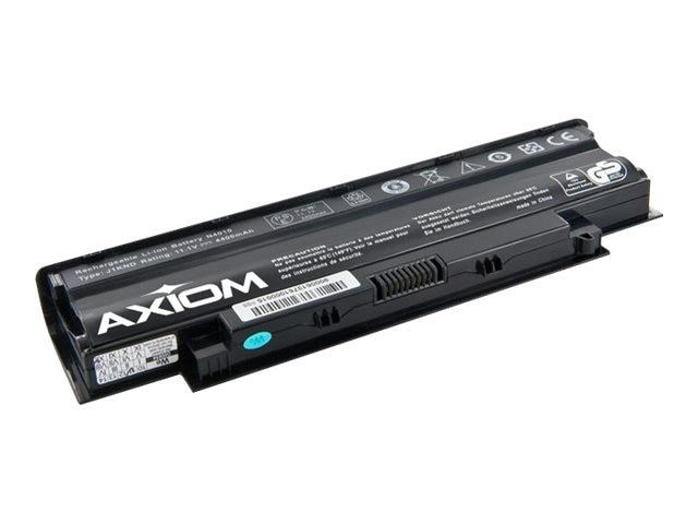 Axiom Li-Ion 6-cell Battery for Dell.