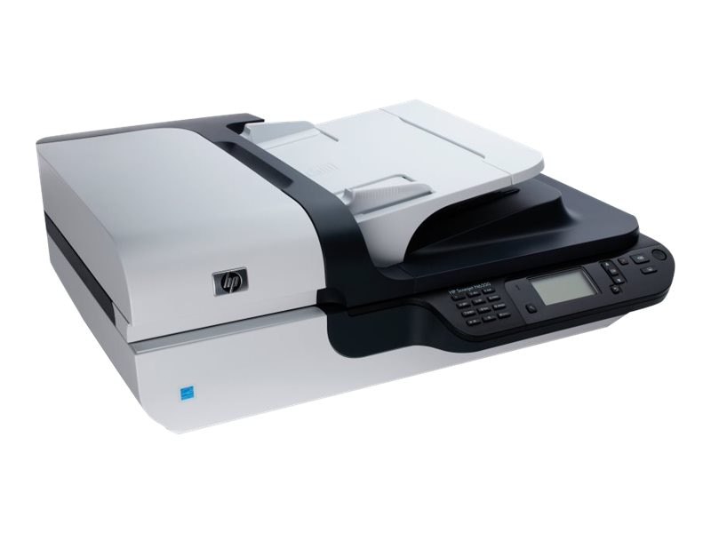 HP Scanjet N6350 Networked Document Flatbed Scanner, L2703A#BGJ