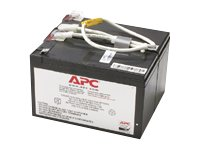 APC Replacement Battery Cartridge #5 for SU450, SU600 and SU700 models, RBC5, 56515, Batteries - Other