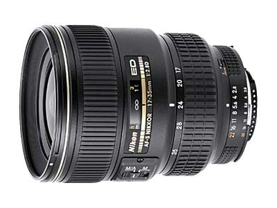 Nikon 17-35mm f 2.8D ED-IF AF-S Zoom Lens, 1960, 7956996, Camera & Camcorder Lenses & Filters