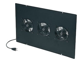 Belkin Enclosure Top-Panel 3-Muffin Fan, RK5004, 5723857, Rack Cooling Systems
