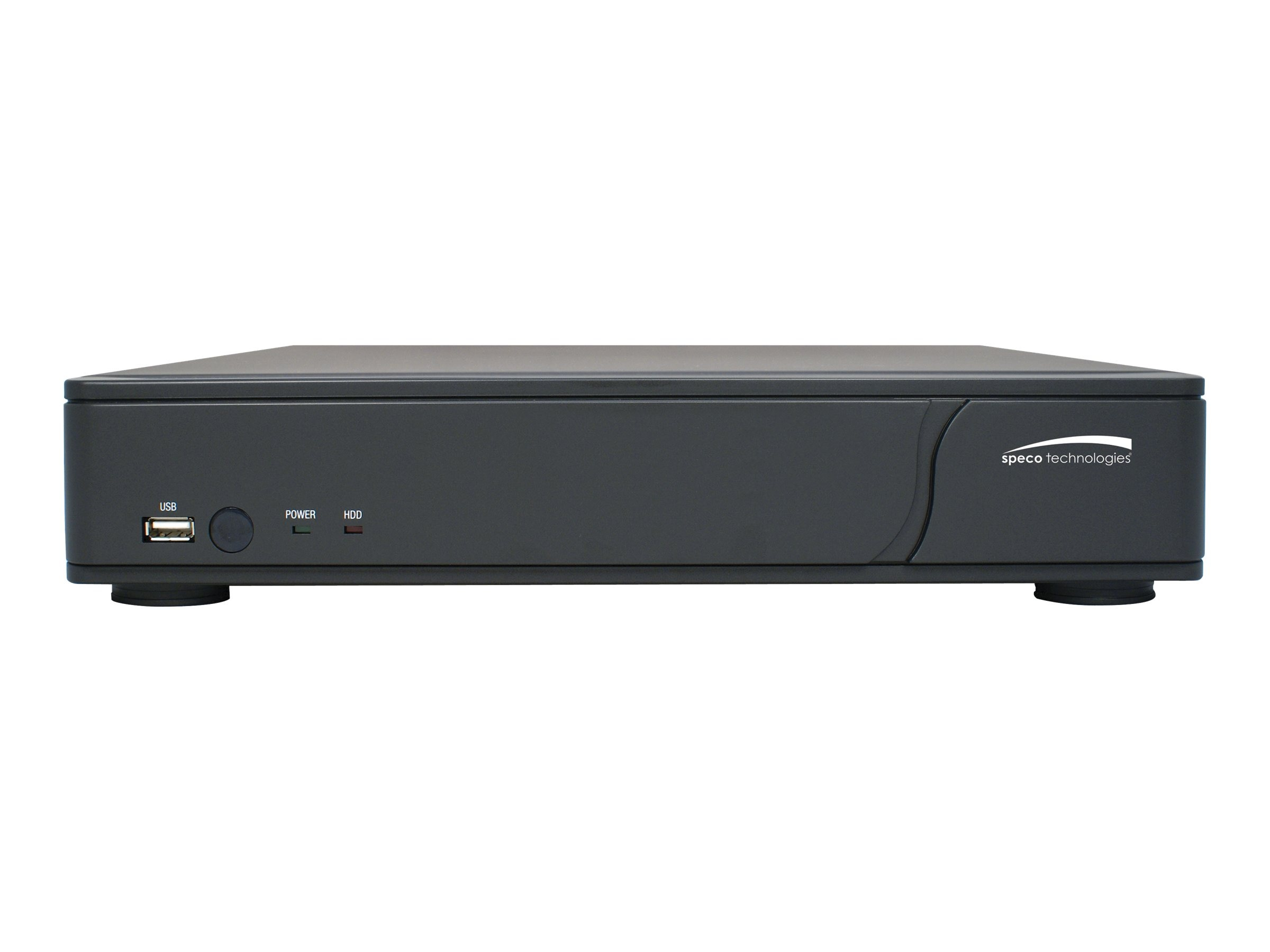 Speco H.264 Multi-Channel Digital Video Recorder, D4RS1TB, 14626338, Video Capture Hardware