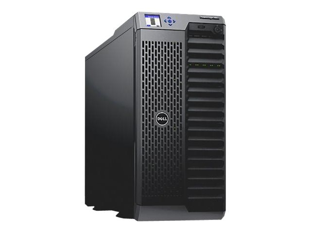 Dell PowerEdge VRTX 5U Tower Chassis with (2x) M520 Server Nodes (2x) Xeon 6C E5-2420 1.9GHz Per Node, 461-9352