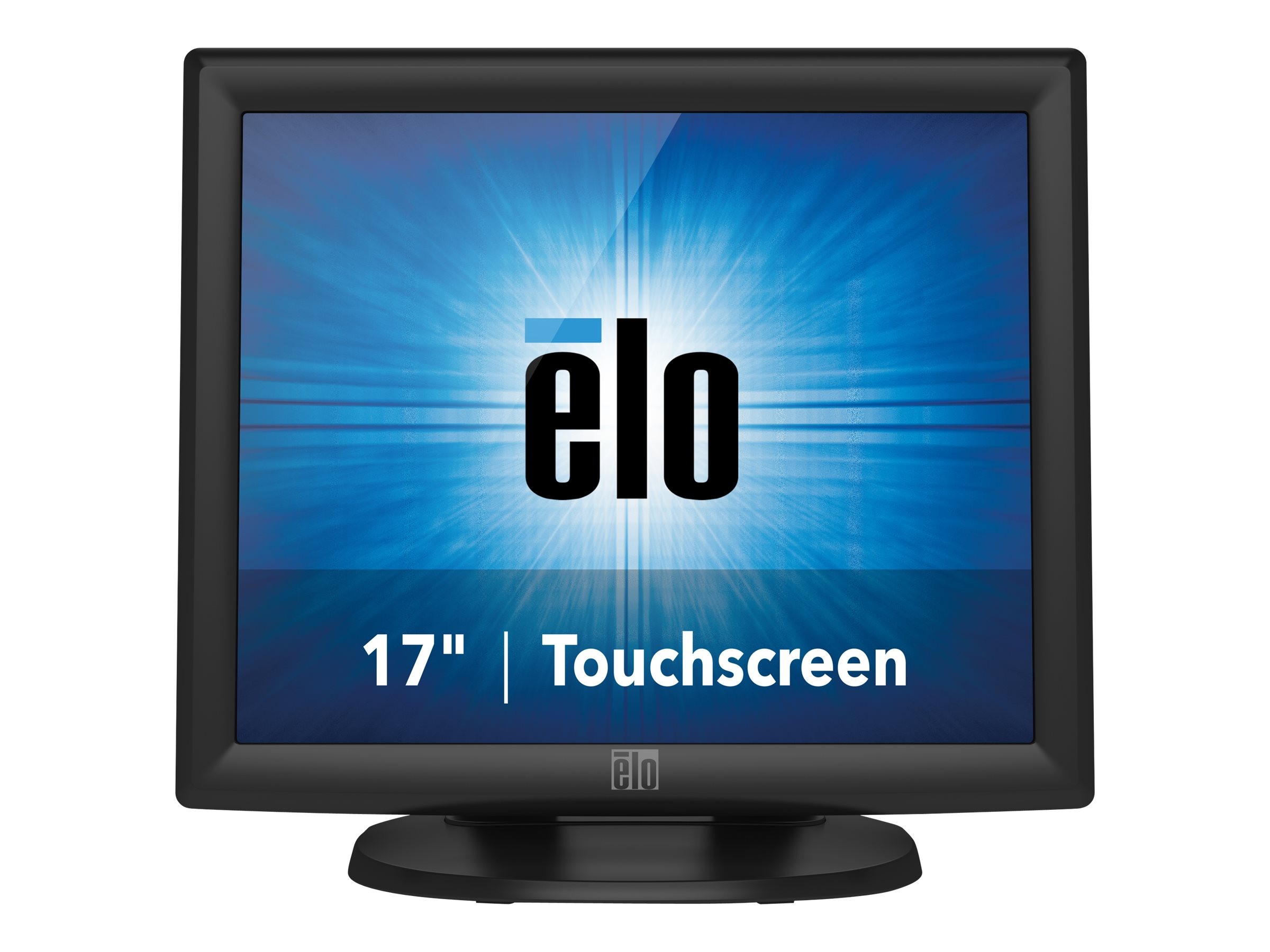 ELO Touch Solutions 1715L 17 LCD IntelliTouch Dual Serial USB Controller Gray, E719160