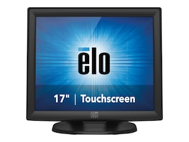 ELO Touch Solutions 1715L 17 LCD IntelliTouch Dual Serial USB Controller Gray, E719160, 11395116, POS/Kiosk Systems