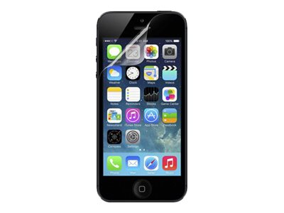 Belkin Screen Protector for iPhone 5, Clear