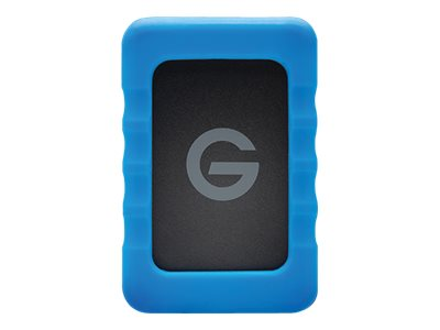 G-Technology 1TB GDRIVE ev RaW Hard Drive, 0G04101, 18365171, Hard Drives - External