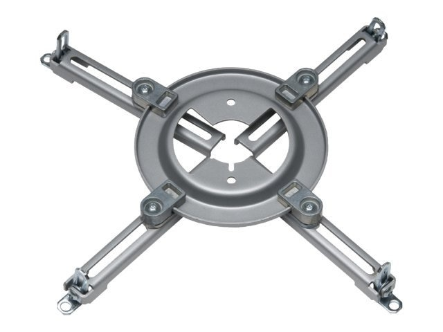 Peerless Spider Universal Adapter Balljoint Plate, Silver, PAP-UNV-S, 6435232, Stands & Mounts - AV