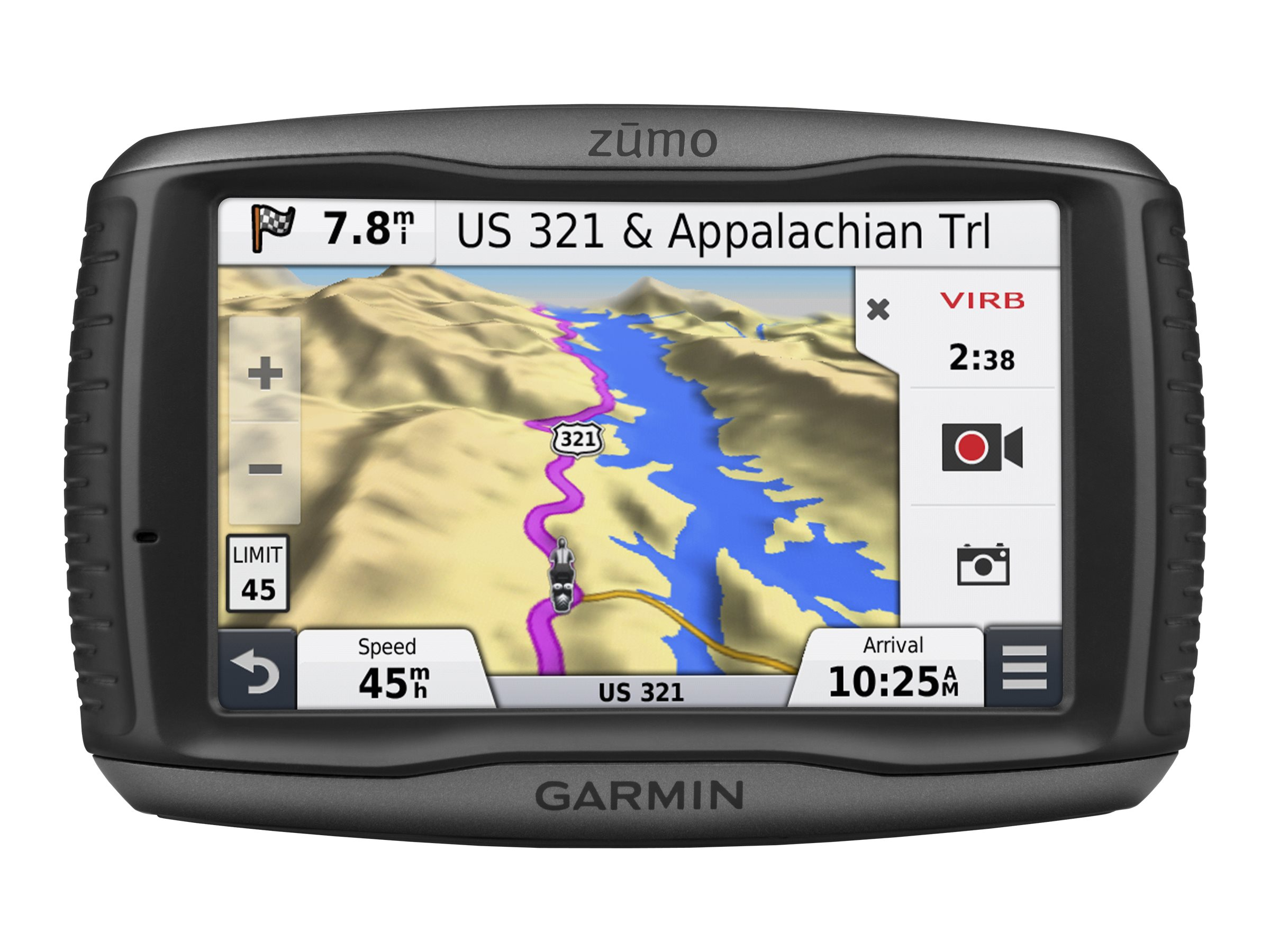 Garmin zumo 590LM GPS, 010-01232-01, 19854663, Global Positioning Systems
