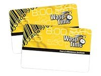 Wasp Wasptime MagStripe Badges - Sequence 201-250 (50 Badges), 633808550721, 15013517, Paper, Labels & Other Print Media