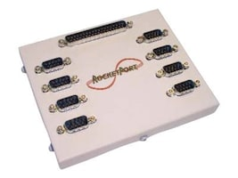 Comtrol RocketPort Infinity Express I F 8-Port Surge DB9M Interface, 30045-8, 8059120, Controller Cards & I/O Boards