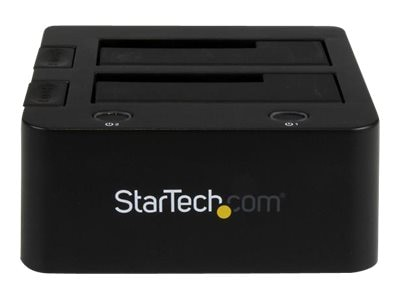 StarTech.com Universal Docking Station for Hard Drives – USB 3.0 w  UASP, UNIDOCKU33