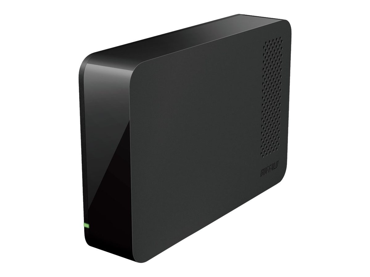 BUFFALO 4TB DriveStation USB 3.0 Desktop Hard Drive