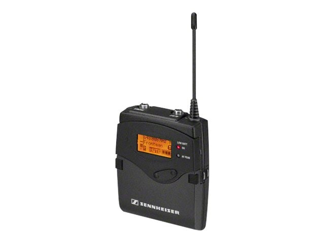 Sennheiser Wireless Monitoring Set Receiver w  Adaptive-Diversity Technology, 503153, 16837075, Microphones & Accessories