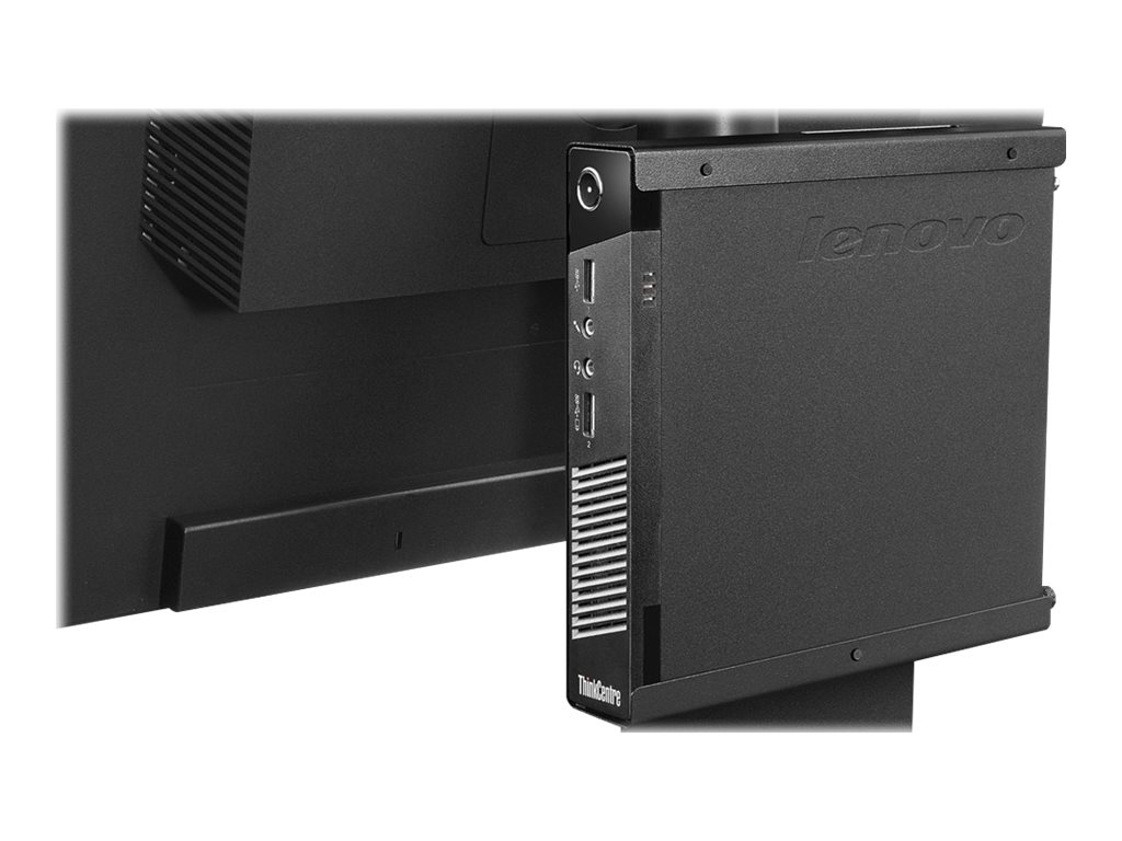 Lenovo TopSeller ThinkCentre M73 Tiny Thin Client Celeron DC G1820T 2.4GHz 4GB 16GB Flash GbE WES7